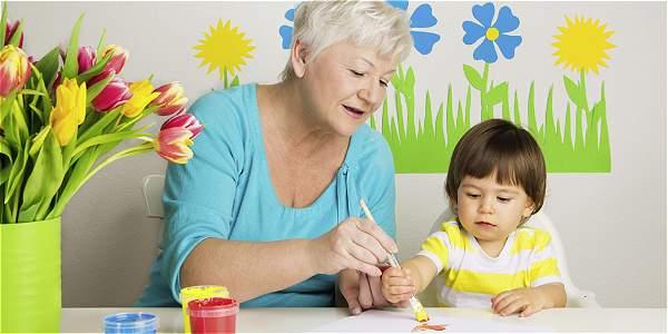 El dulce y amoroso papel de los abuelos